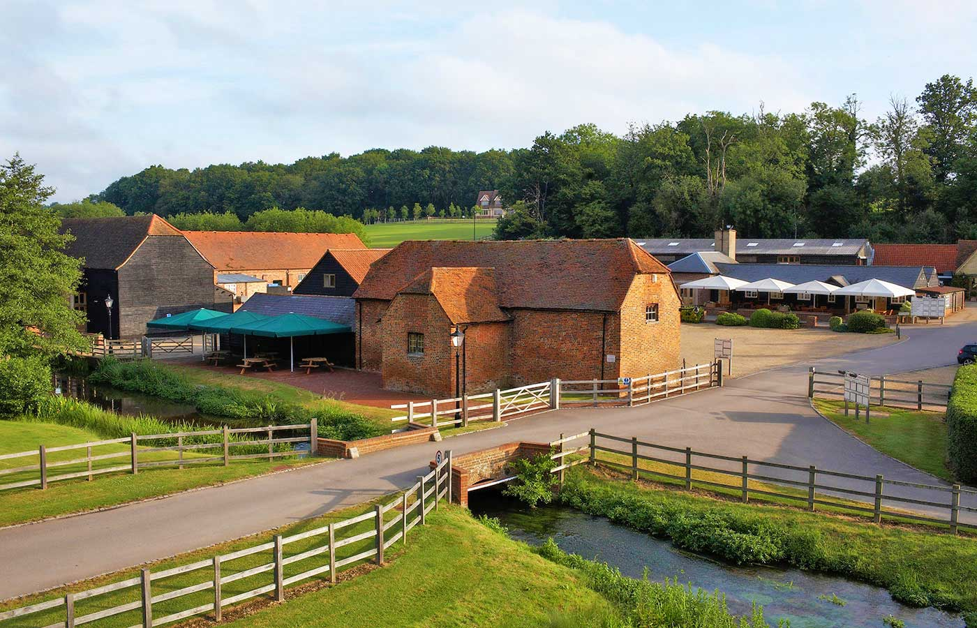 Hertfordshire Wedding Venue Tewin Bury Farm