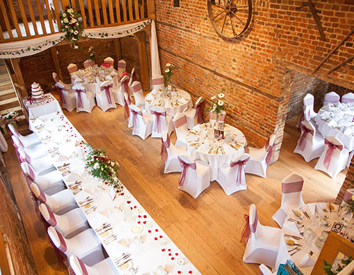 The Stable Hertfordshire Wedding Venue Tewin Bury Farm