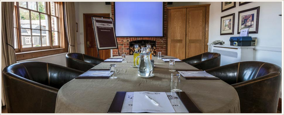 Conferences at Tewin Bury Farm Hotel